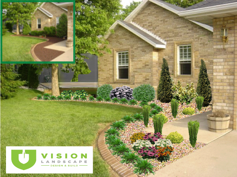 Landscape Design Service Vision Landscape Design Amp Build
